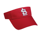 St. Louis Cardinals- Official MLB Visor for Little Kids Softball Leagues Cardinals-Visors