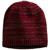Spaced_Dyed_Beanie_DT620_Maroon_Black