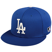 Dodgers Flatbill Baseball Hat Dodgers_Flatbill_Baseball_Hat_400