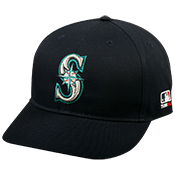 Seattle Mariners - Official MLB Hat for Little Kids Softball League Mariners_Baseball_Hat_275