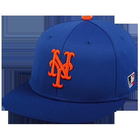 Mets Flatbill Baseball Hat  4102176ac555