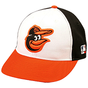 Baltimore Orioles - Official MLB Hat for Little Kids Leagues Orioles_Baseball_Hat_275