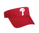 Philadelphia Phillies - Official MLB Visor for Little Kids Softball League Phillies-Visors