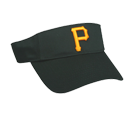 Pittsburgh Pirates - Official MLB Visor for Little Kids Softball League Pirates-Visors