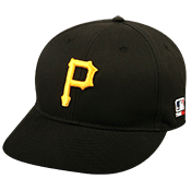 Pittsburgh Pirates - Official MLB Hat for Little Kids Leagues Pirates_Baseball_Hat_275