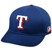 Texas Rangers - Official MLB Hat for Little Kids Leagues Rangers_Baseball_Hat_275