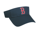 Boston Red Sox - Official MLB Visor for Little League Sotball Boston Red Sox - 175