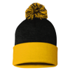Sportsman_Pom_Pom_Knit_Cap_SP15_Black_Gold