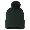 Sportsman_Pom_Pom_Knit_Cap_SP15_Forest