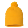 Sportsman_Pom_Pom_Knit_Cap_SP15_Gold
