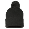 Sportsman_Pom_Pom_Knit_Cap_SP15_Heather_Charcoal
