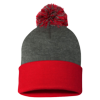 Sportsman_Pom_Pom_Knit_Cap_SP15_Heather_Gray_Red