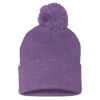 Sportsman_Pom_Pom_Knit_Cap_SP15_Heather_Purple