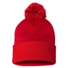 Sportsman_Pom_Pom_Knit_Cap_SP15_Red