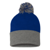 Sportsman_Pom_Pom_Knit_Cap_SP15_Royal_Heather_Gray