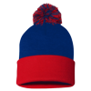 Sportsman_Pom_Pom_Knit_Cap_SP15_Royal_Red