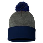 Design custom beanies online customplanet pom pom knit beanie sp15 sp15 customize maxwellsz