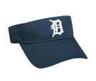 Detroit Tigers - Official MLB Visor for Little Kids Softball League Tigers-Visors