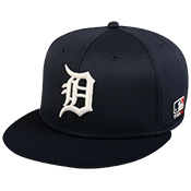 Tigers Flatbill Baseball Hat Tigers_Flatbill_Baseball_Hat_400