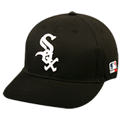 Chicago White Sox - Official MLB Hat for Little Kids Leagues WhiteSox_Baseball_Hat_275