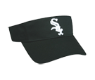 Chicago White Sox - Official MLB Visor for Little League Softball Chicago White Sox - 175