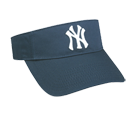 New York Yankees - Official MLB Visor for Little Kids Softball League Yankees-Visors