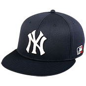 Yankees Flatbill Baseball Hat Yankees_Flatbill_Baseball_Hat_400