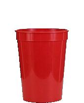 Plastic Stadium Cup - 12 OZ 70012