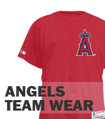 Angels Little Kids League Gear