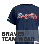 Braves Little Kids League Gear