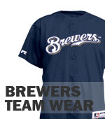 Brewers Little Kids League Gear