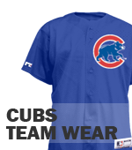 Cubs Little Kids League Gear