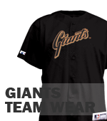Giants Little Kids League Gear