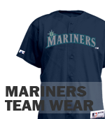 Mariners Little Kids League Gear