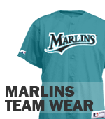 Marlins Little Kids League Gear