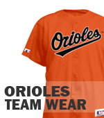 Orioles Little Kids League Gear