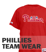 Phillies Little Kids League Gear
