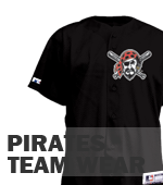 Pirates Little Kids League Gear