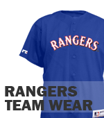 Rangers Little Kids League Gear