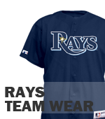 Rays Little Kids League Gear