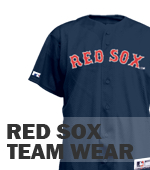 Red Sox Little Kids League Gear