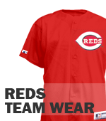 Reds Little Kids League Gear