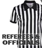 Umps, Refs & Officials