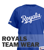 Royals Little Kids League Gear
