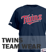 Twins Little Kids League Gear