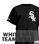 White Sox Little Kids League Gear