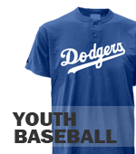 Youth MLB Baseball Apparel