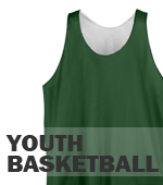 Youth Basketball Apparel
