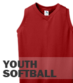 Youth Softball Apparel