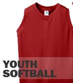 Youth Softball Apparel